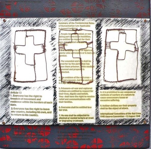 ET3.UDHR 3 Crosses x