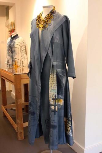 Ray coat web