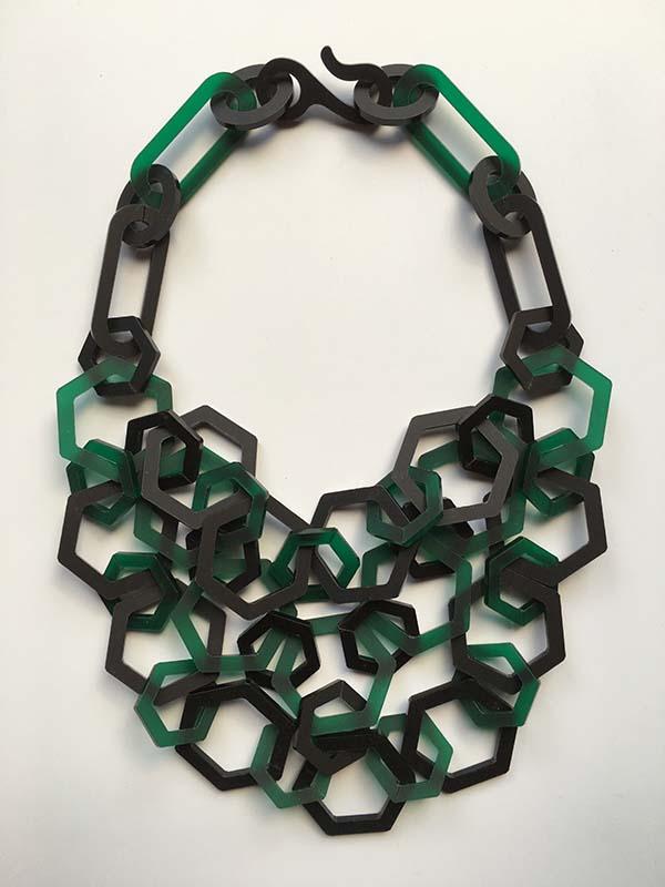 SHELBY FITZPATRICK green gray blackweb