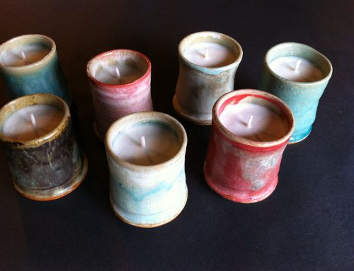 Waller and Wood – ceramics, candles and canvas