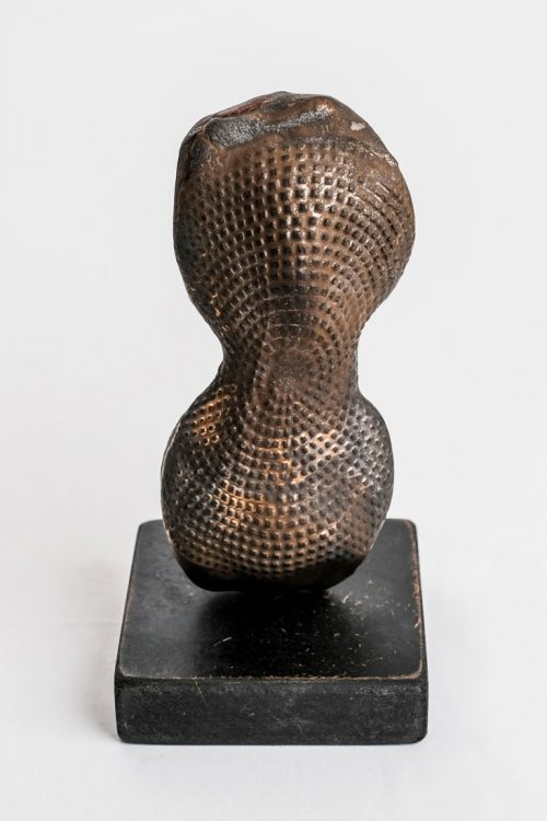 torso contemporary ceramic sculpture by gary wood