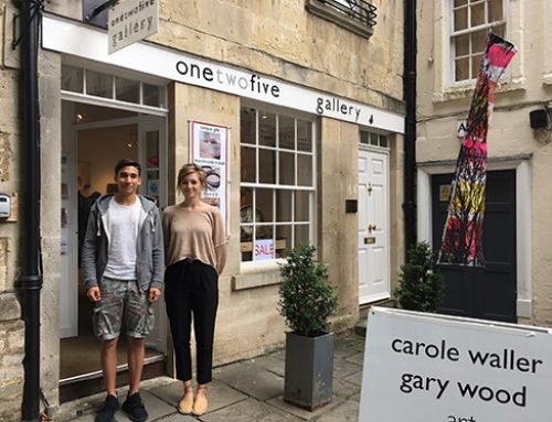Work Experience with one two five gallery